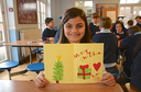 Lower School Students Create Christmas Cards for Local Community Centre